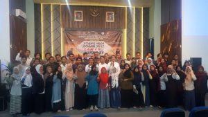 BNN Sosialisasikan Bahaya Narkoba di UIN Malang